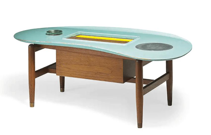 Finn juhl unique coffee table