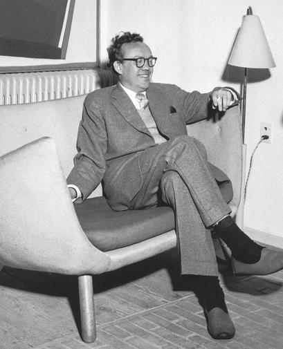 Finn Juhl Portræt