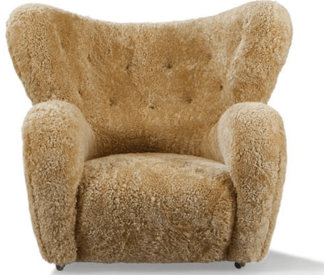Flemming Lassen - The tired man chair