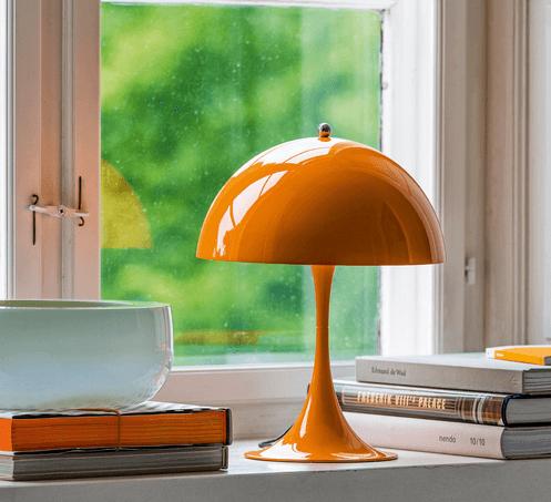 Verner Panton Panthella Mini bordlampe