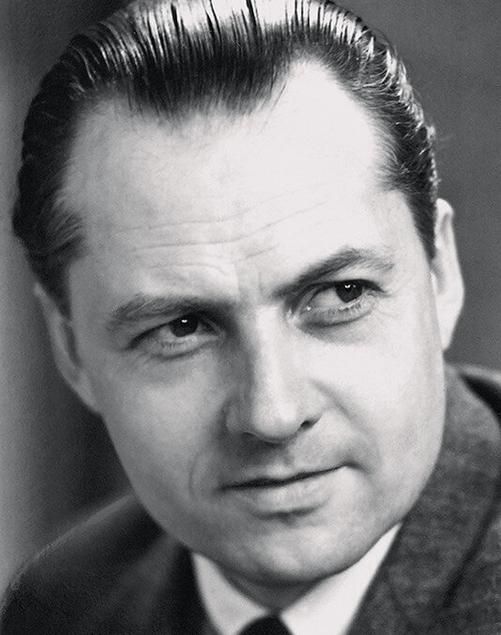 Vilhelm Lauritzen Portræt