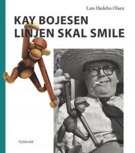 Kay Bojesen Linjen Skal Smile Bog
