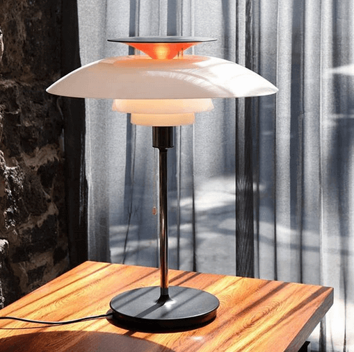 Poul Henningsen PH80 bordlampe
