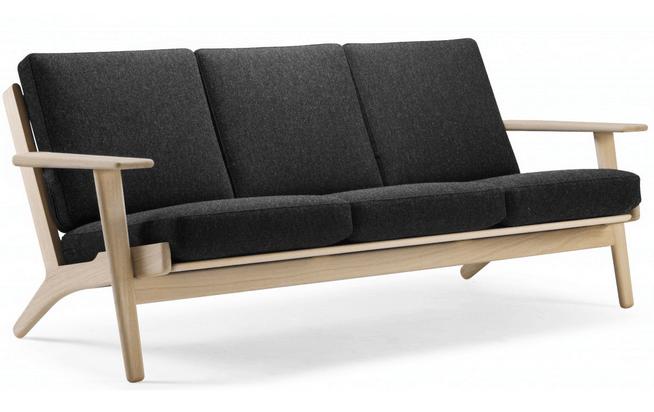 Hans J. Wegner GE290 Sofa