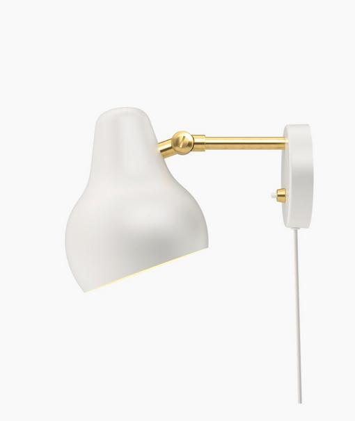 Vilhelm Lauritzen VL38 Væglampe
