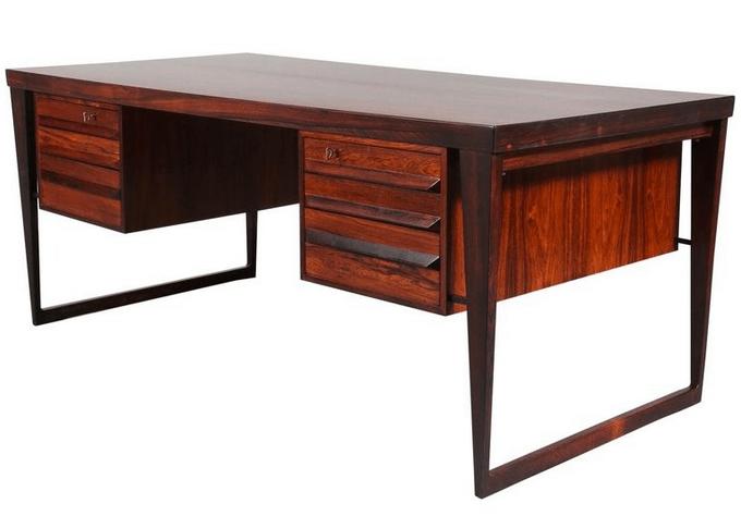 Kai Kristiansen Model 70 Skrivebord