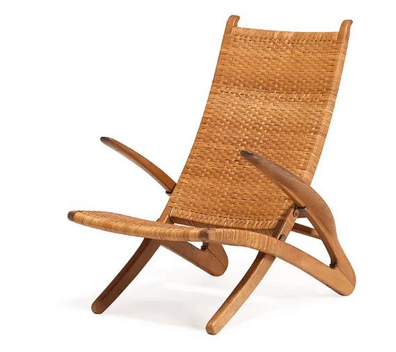 Hans J. Wegner JH510 Dolphin Chair