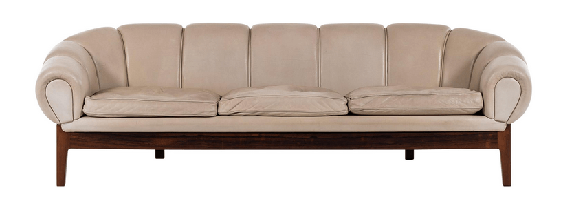 Illum Wikkelsø Croissant Sofa