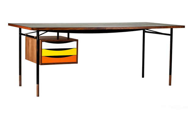 Finn Juhl Nyhavn Desk Skrivebord